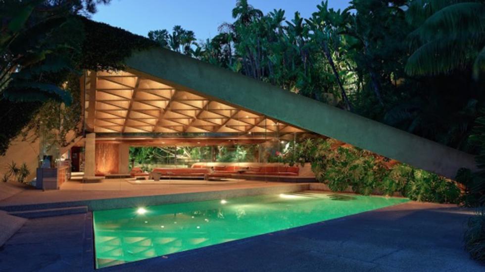 piscina casa gran lebowski