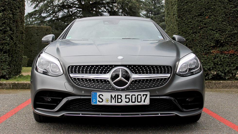 Mercedes SLC 2016 morro