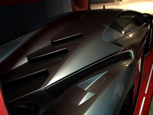 Lamborghini Veneno detalle
