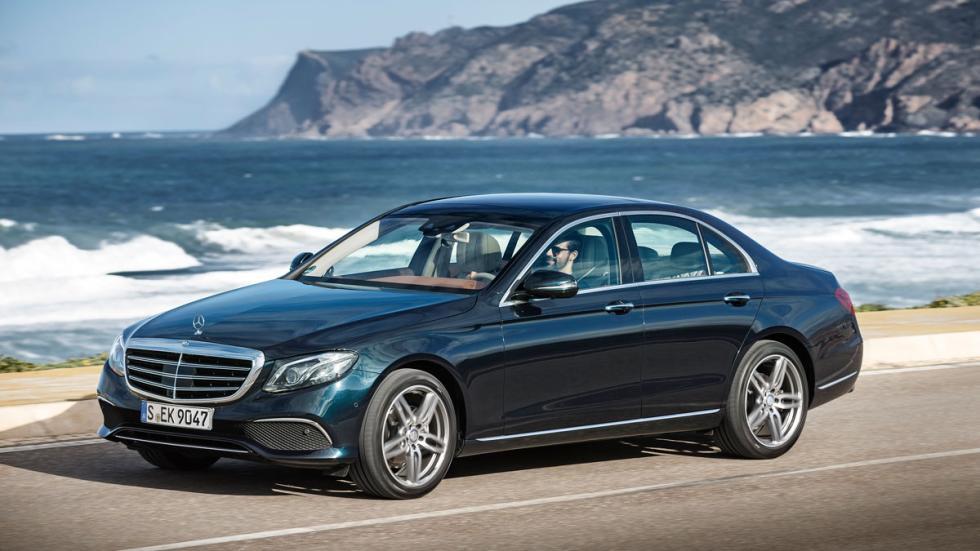 Mercedes Clase E dinámica