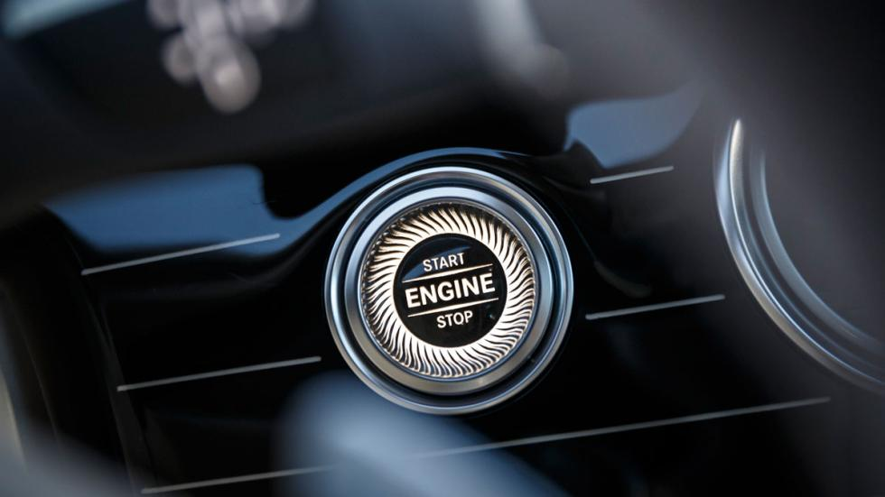 encendido del Mercedes Clase E