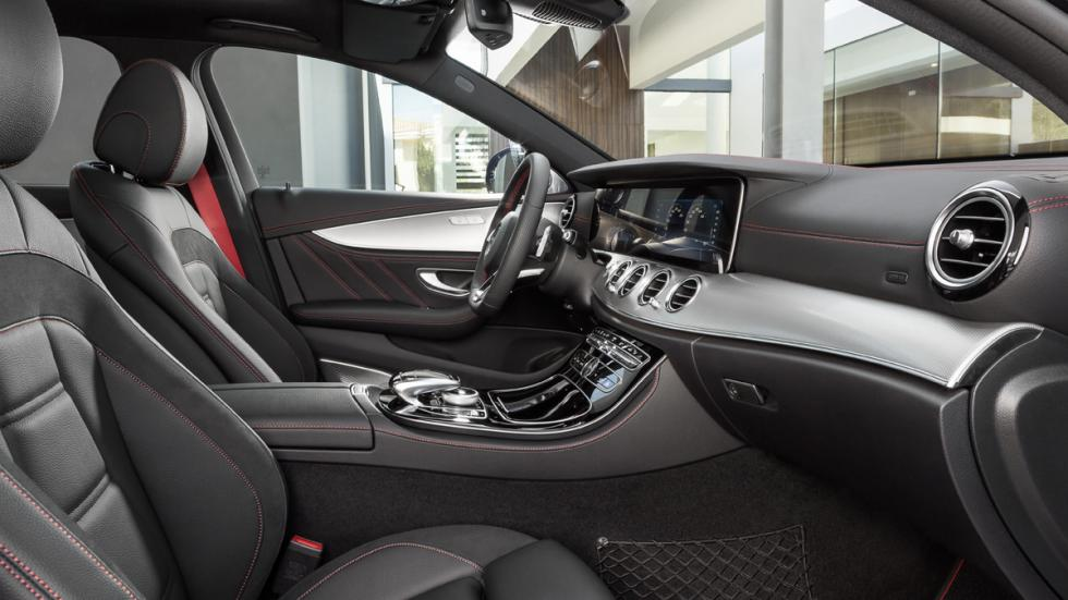 Mercedes-AMG E43 4Matic interior