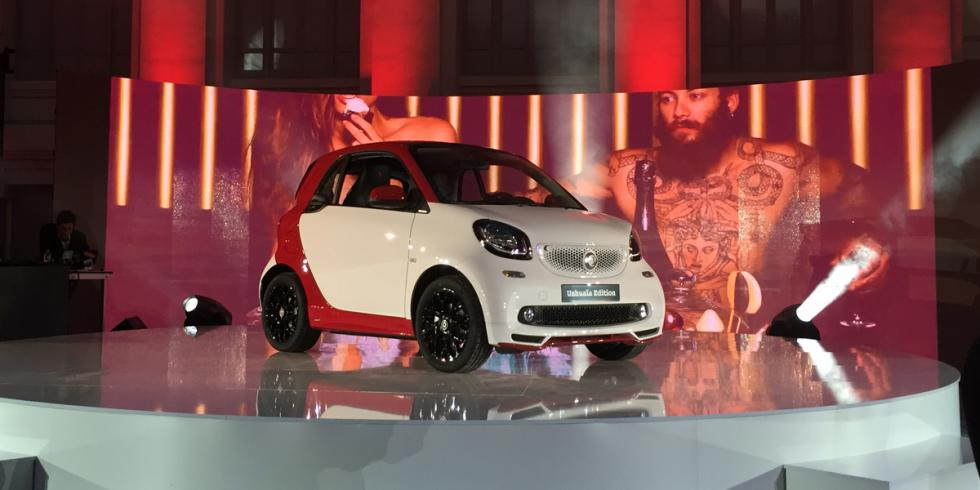 smart Ushuaïa Limited Edition 2016