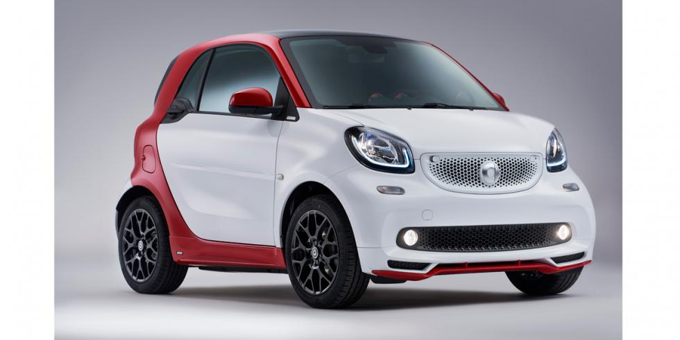 smart Ushuaïa Limited Edition 2016 frontal