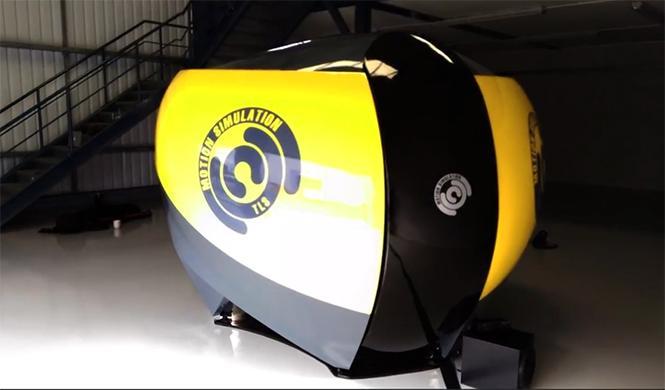 Motion Simulation el mejor simulador de conducción del mundo