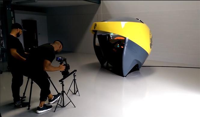 Motion Simulation el mejor simulador de conducción del mundo 2
