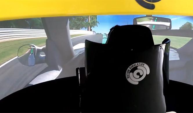 Motion Simulation el mejor simulador de conducción del mundo 6