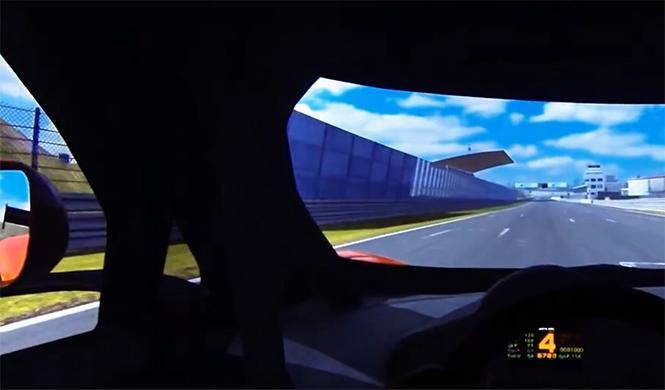 Motion Simulation el mejor simulador de conducción del mundo 8