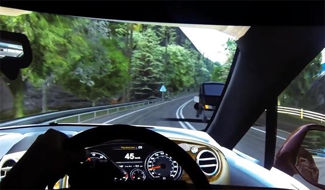 Motion Simulation el mejor simulador de conducción del mundo 10