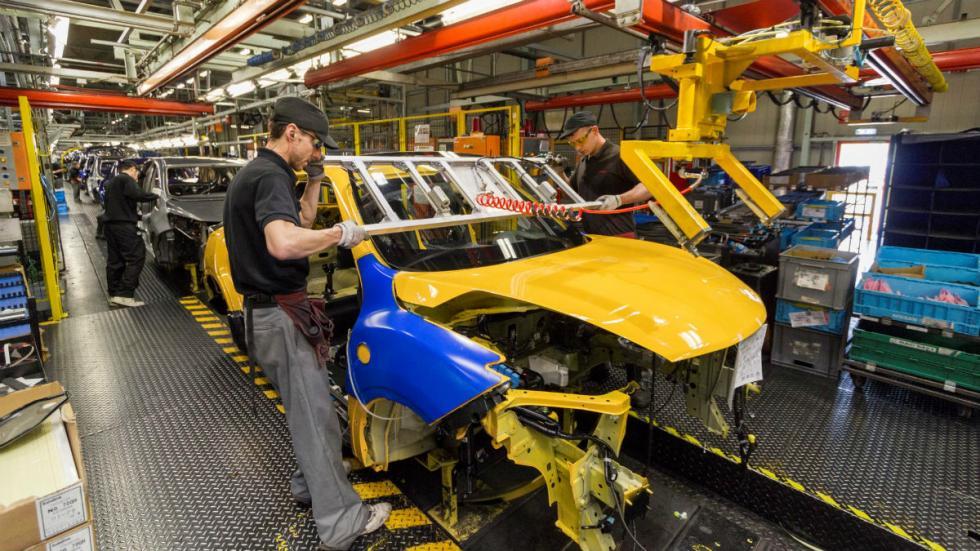 Fábrica Nissan Sunderland