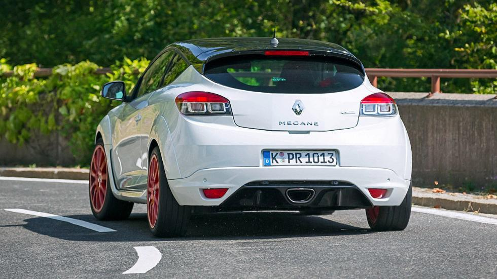 Comparativa radical: Civic Type R/Mégane RS/Leon Cupra 9