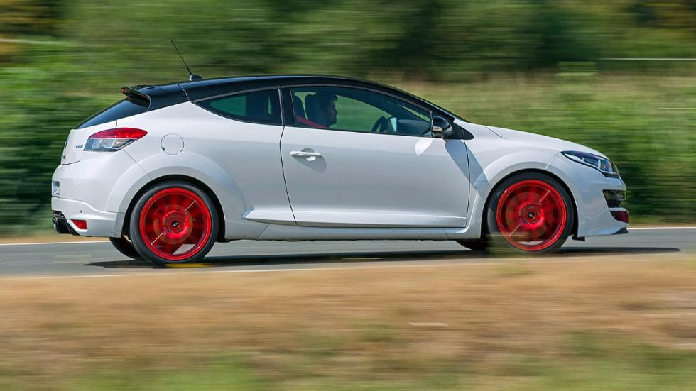Comparativa radical: Civic Type R/Mégane RS/Leon Cupra 12
