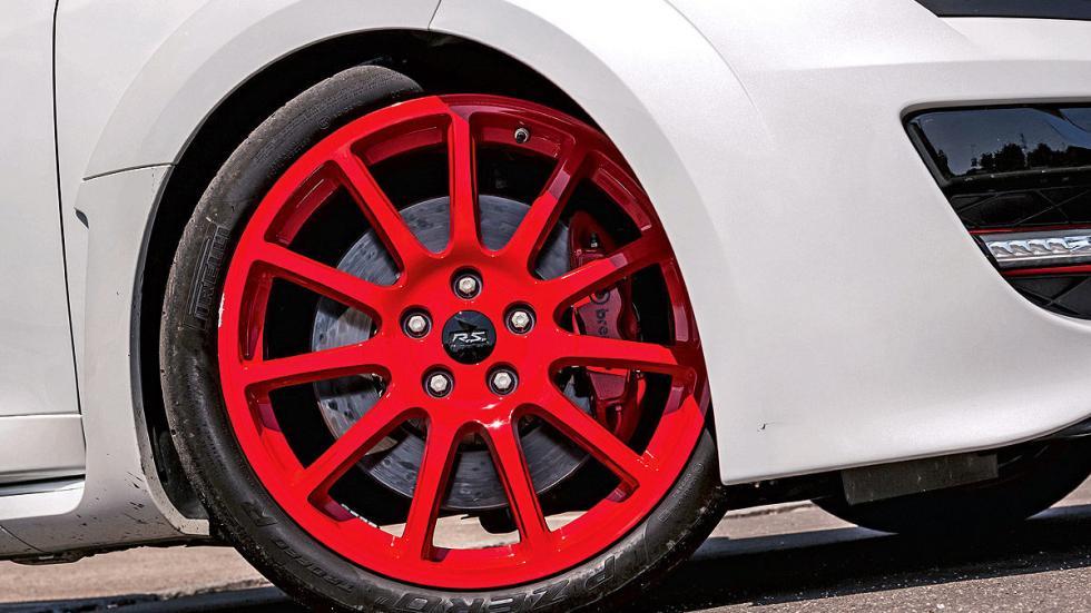 Comparativa radical: Civic Type R/Mégane RS/Leon Cupra 14