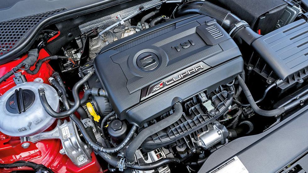 Comparativa radical: Civic Type R/Mégane RS/Leon Cupra 26