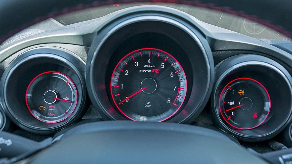 Comparativa radical: Civic Type R/Mégane RS/Leon Cupra 28
