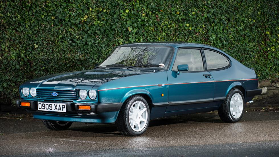 Ford Capri Brooklands 280