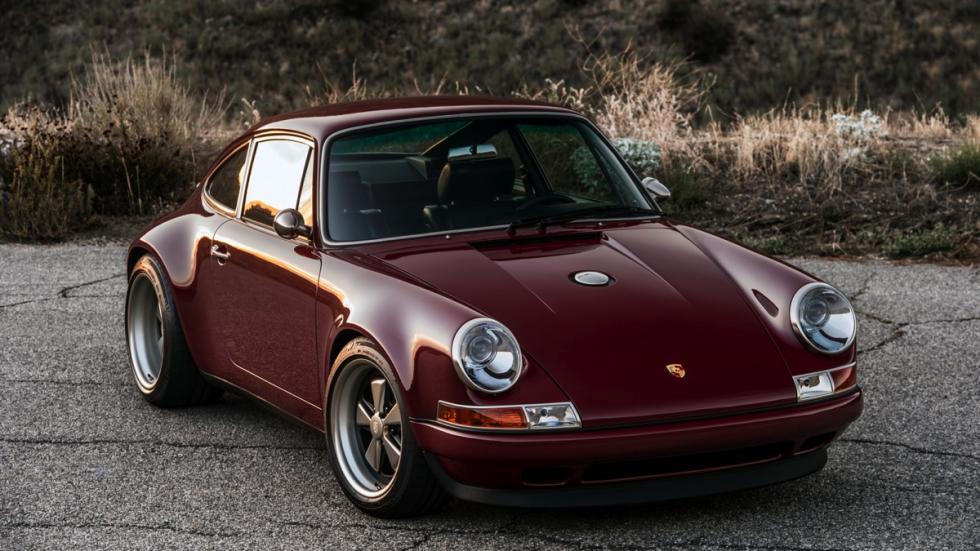 Porsche 911 Singer North Carolina