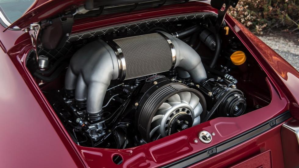 Porsche 911 Singer North Carolina motor