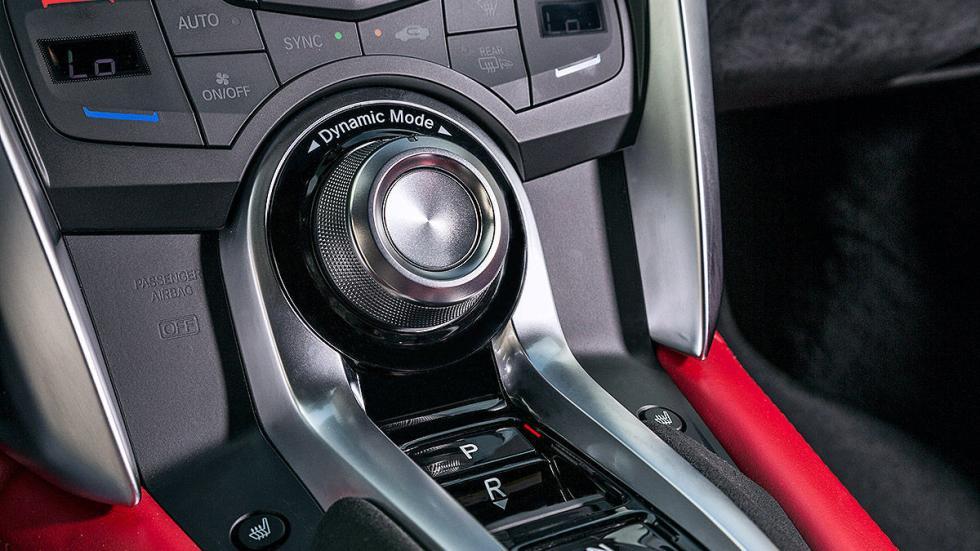 Honda NSX 2016 detalle