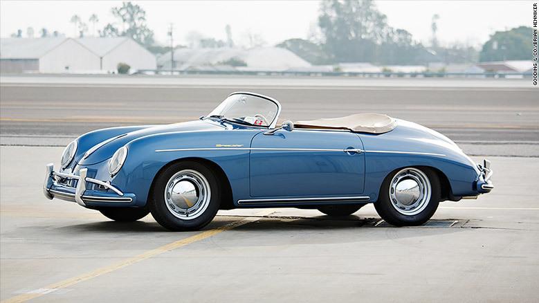 Porsche 356 A Speedster de 1957