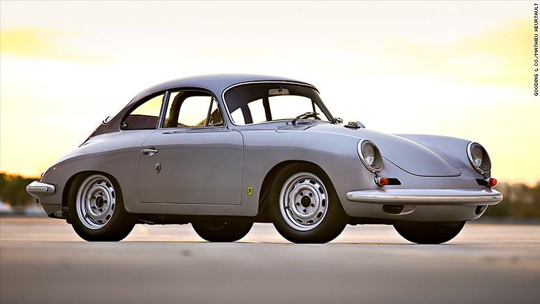 Porsche 356 B 2000 GS/GT Carrera 2 Coupe de 1963