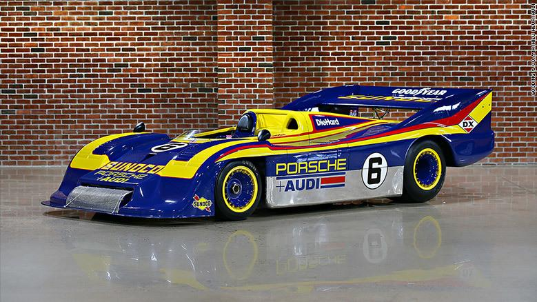 Porsche 917/30 Can-Am Spyder de 1973