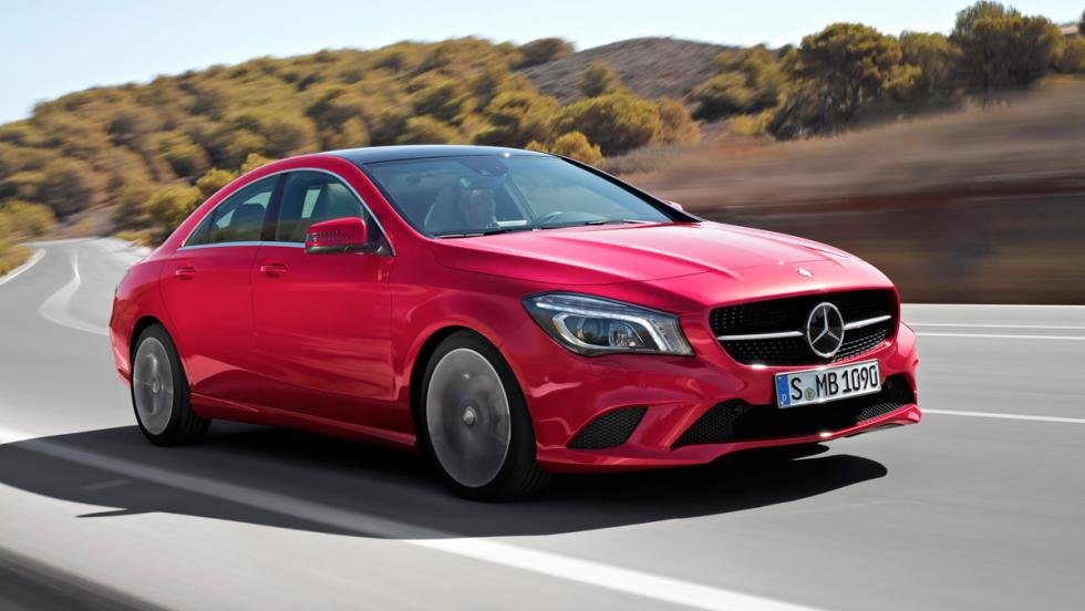 Mercedes CLA 180 Blue Efficiency