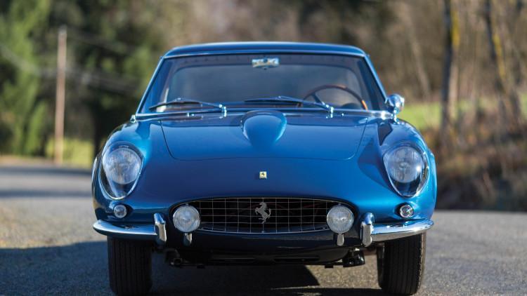 Ferrari 400 Superamerica morro