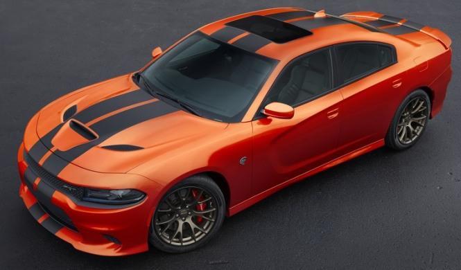 Dodge Charger SRT Go Mango