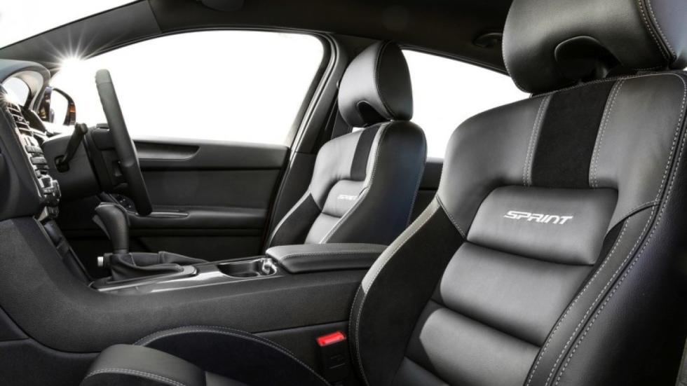 Ford Falcon Sprint asientos