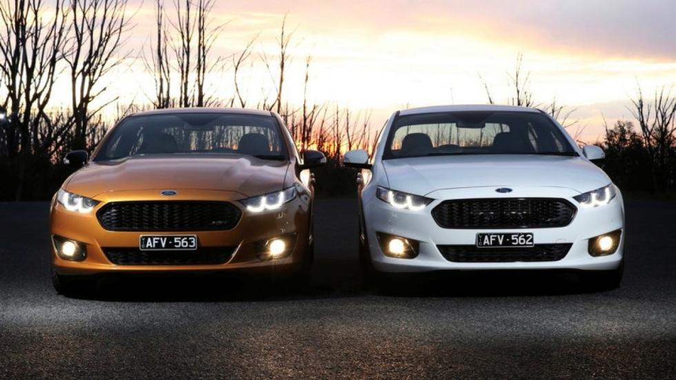 Ford Falcon Sprint frontales