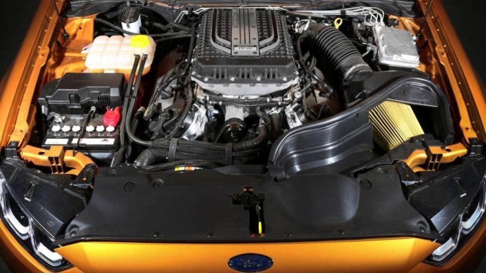 Ford Falcon Sprint motor