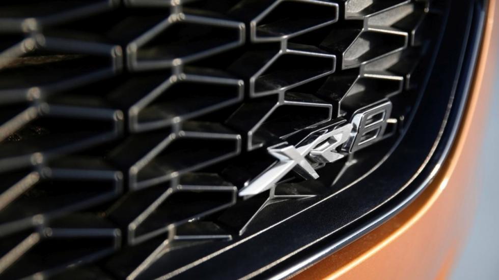 Ford Falcon Sprint parrilla