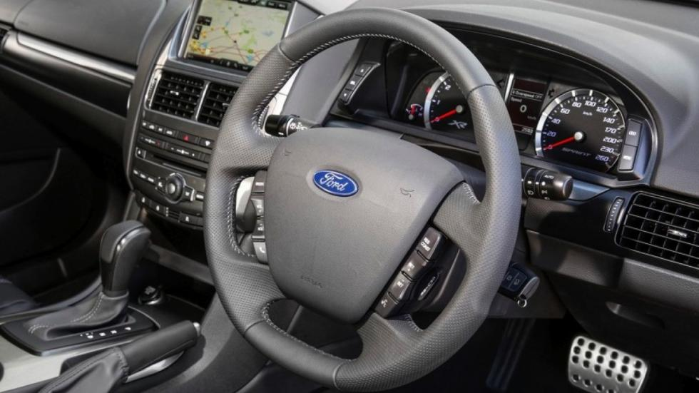 Ford Falcon Sprint volante
