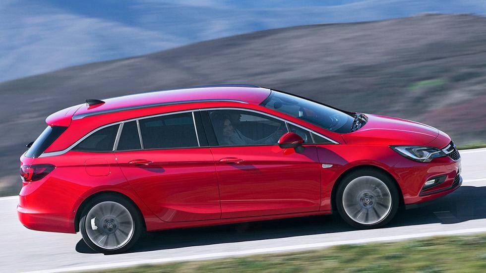 Prueba Opel Astra ST 2016