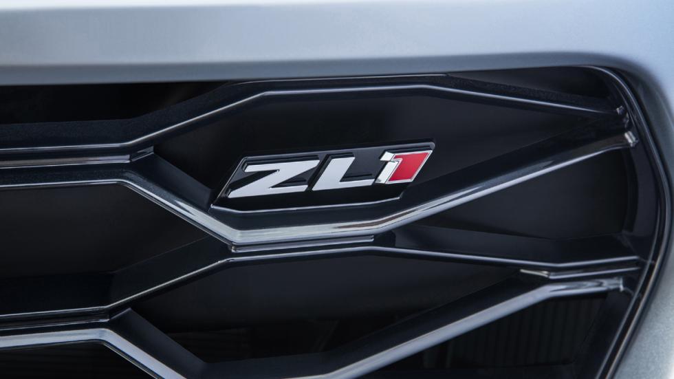 Chevrolet Camaro ZL1 2016 logo
