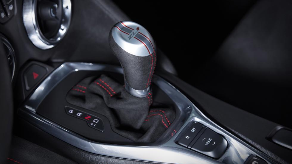Chevrolet Camaro ZL1 2016 cambio automático