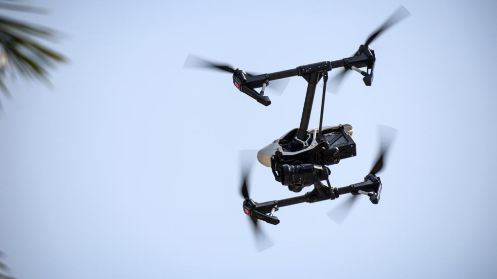 drones más rápidos