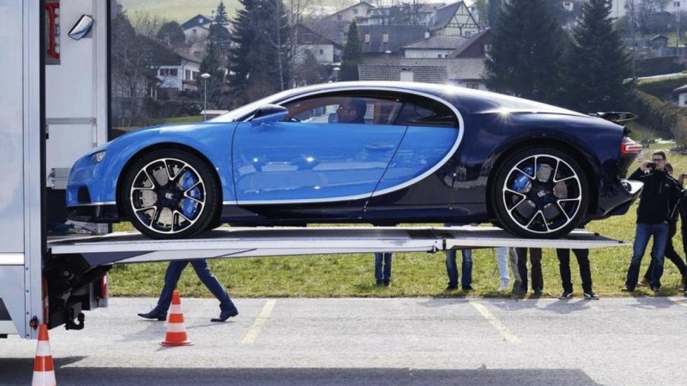Bugatti Chiron y Parmigiani Fleurier 4
