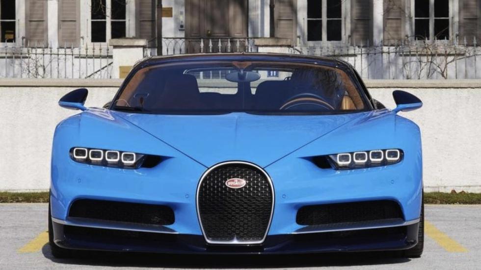 Bugatti Chiron y Parmigiani Fleurier 6
