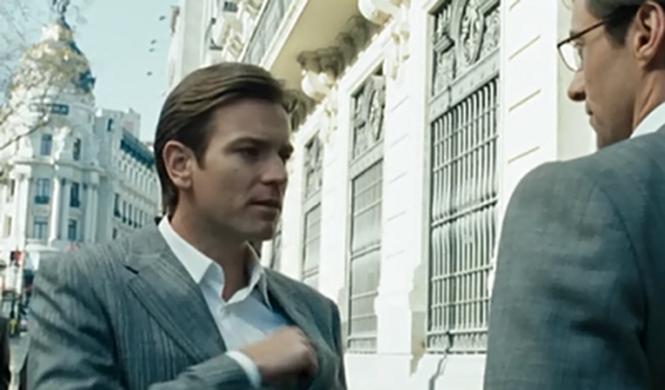 Ultimatum de Bourne Madrid