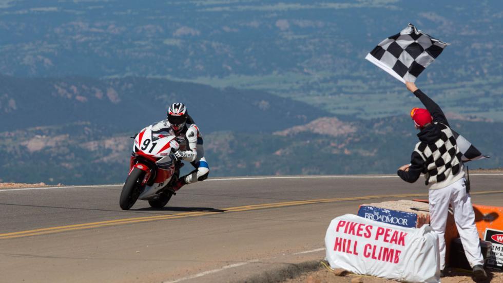ganar el Pikes Peak