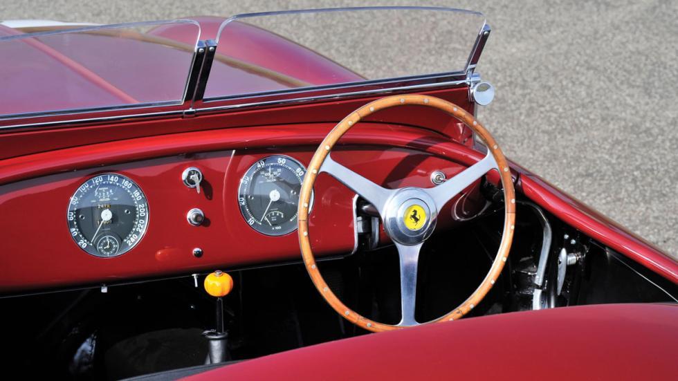 Ferrari 340 America interior