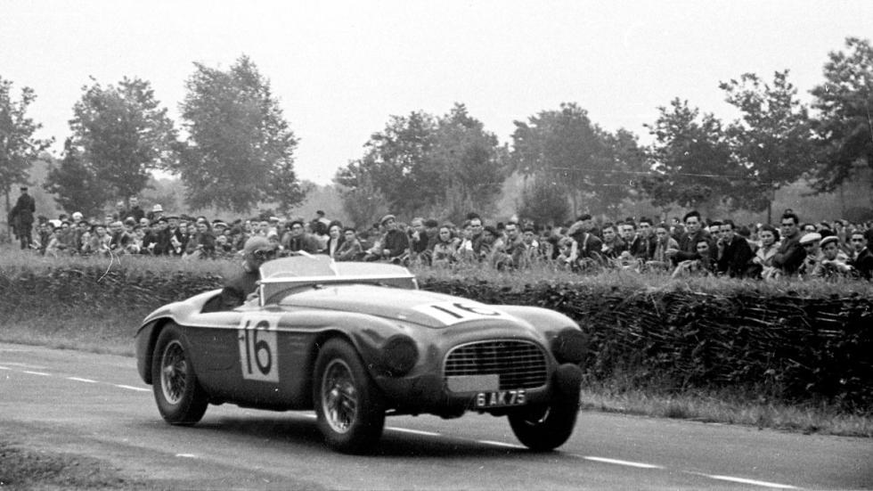 Ferrari 340 America le mans 1952