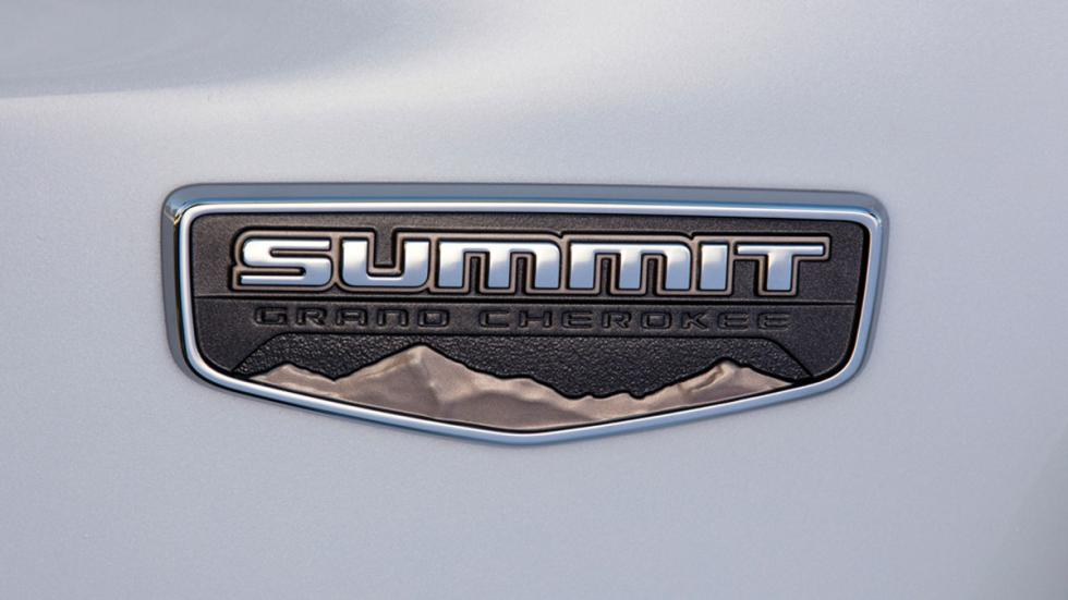 Jeep Grand Cherokee Summit detalle