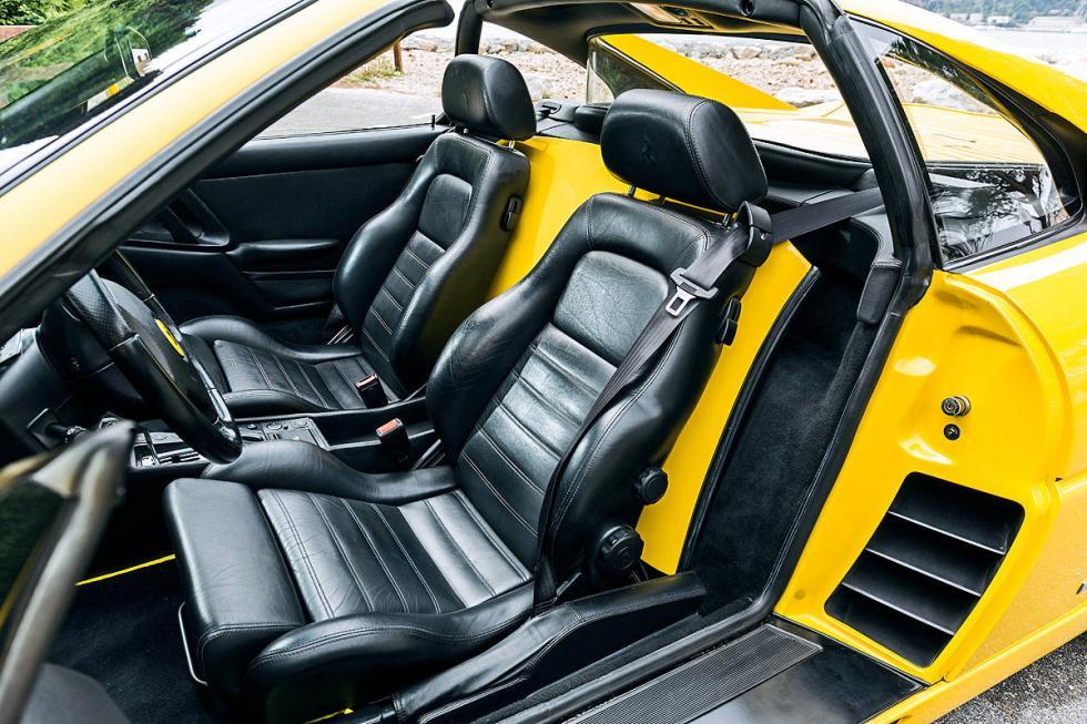 Ferrari F355 asientos