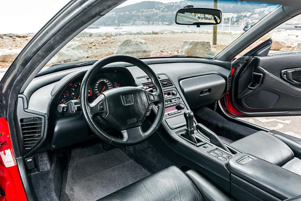 Honda NSX volante