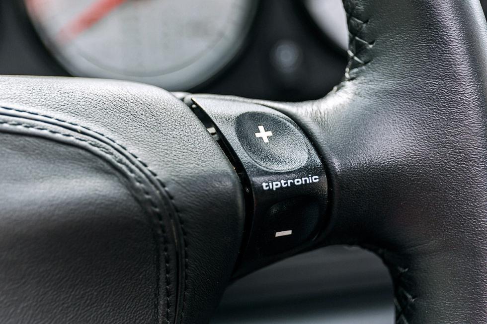 Porsche 911 Targa cambio volante