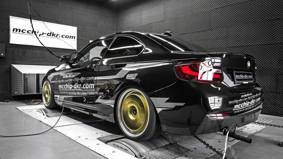 BMW 220i by mcchip-dkr trasera