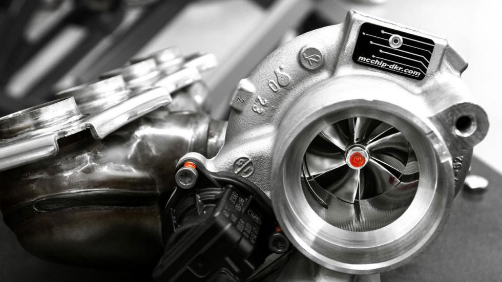 BMW 220i by mcchip-dkr turbo